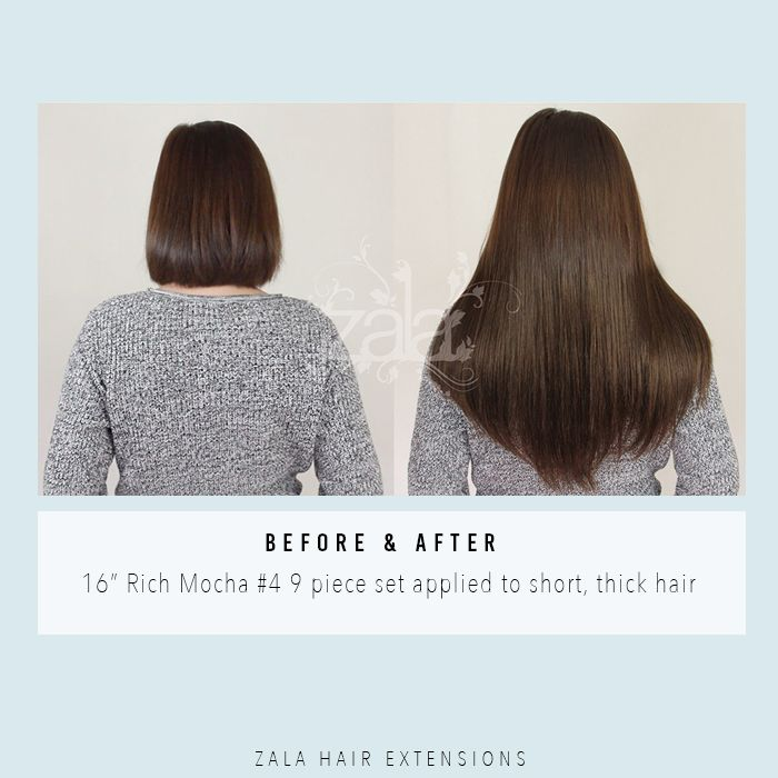 How To Blend Hair Extensions With Thick Hair Zala Hair Extensions