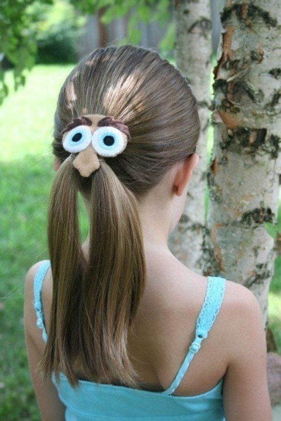 6 Crazy Hair Day Ideas   ZALA Clip in Hair extensions