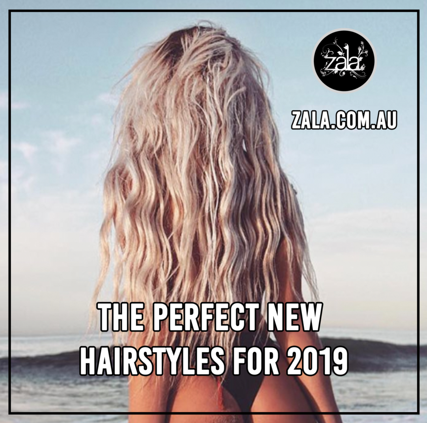 The Perfect New Hairstyles For 2019 Zala Clip In Hair Extensions