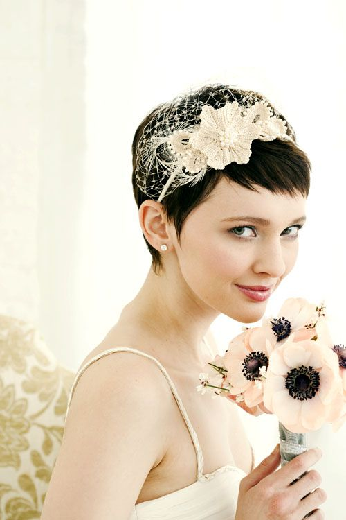 The Best Wedding Hairstyles For Short Hair Zala Clip In Hair Extensions
