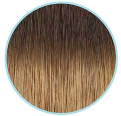 Cocoa Toffee Hair Extensions
