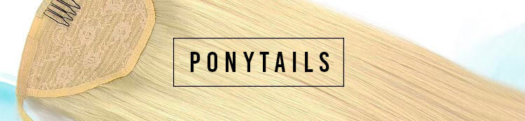 Ponytail Hair Extensions Price List
